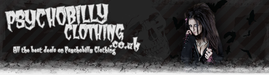 Psychobilly Clothing - All the best deals on Psychobilly Clothing